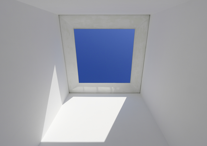 James Turrell, Sky Space I, 1974. Photo: A. Zambianchi ÔÇô, Simply.it, Milano