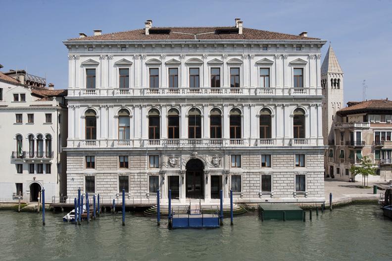 Palazzo Grassi, Venice. Photo: © Matteo De Fina