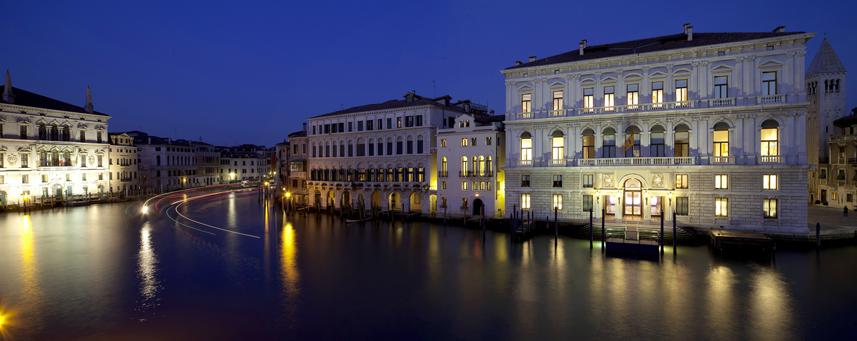 Palazzo Grassi, Venice, Italy. Photo: © Matteo De Fin