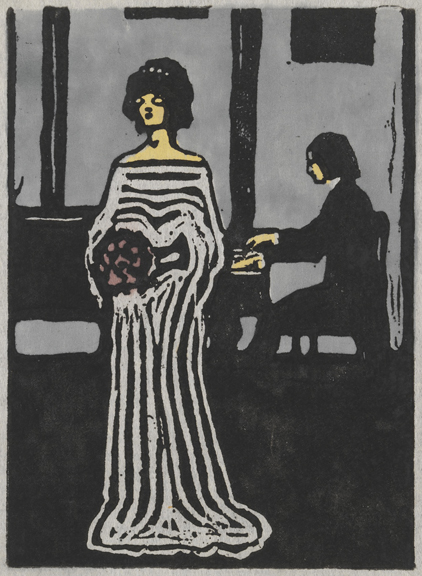 Singer (Sängerin), 1903