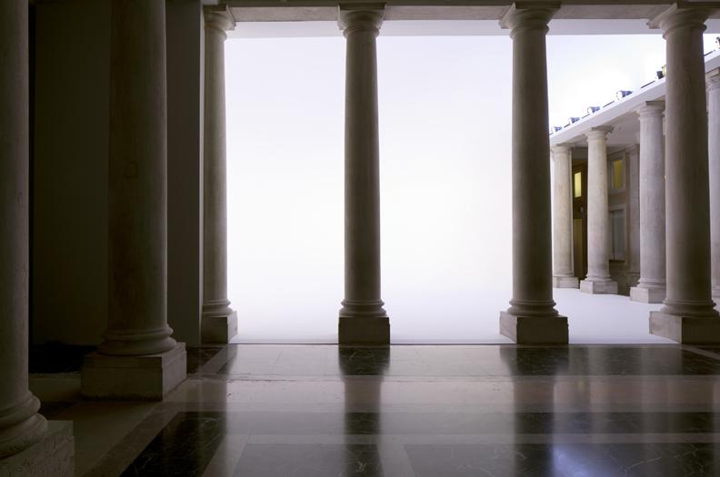 Doug Wheeler, Pinault Collection. Installation view at Palazzo Grassi 2014 Photo: © Palazzo Grassi, ORCH orsenigo_chemollo