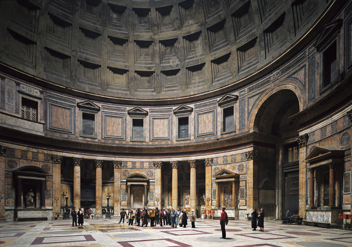 3. Pantheon, Rome_Thomas Struth