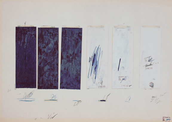 7. Twombly Untitled 1970-6
