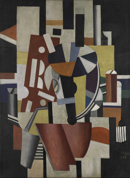 12.Composition (The Typographer)_Léger