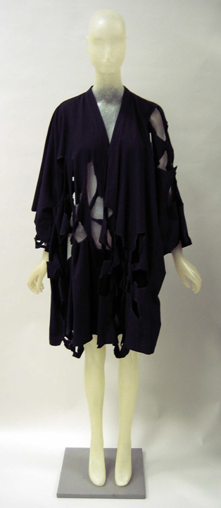195. Coat by Yohji Yamamoto