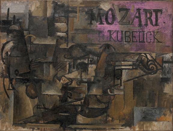 4. Violin Mozart Kubelick_Braque