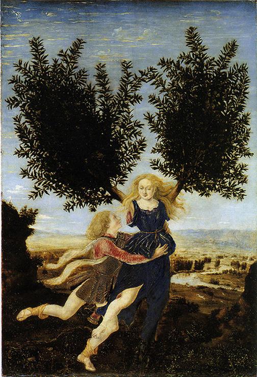 10)-l-Pollaiolo-Apollo-e-dafne