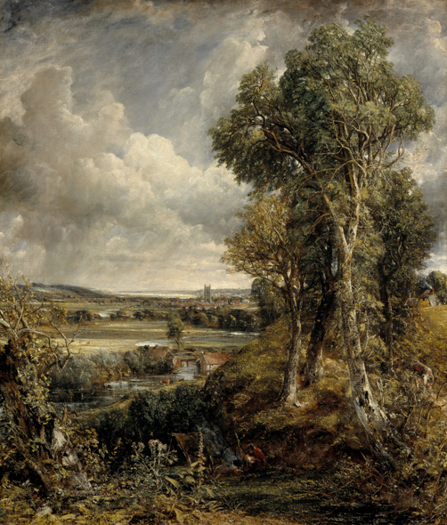 John Constable, The Vale of Dedham