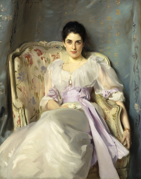 John Singer Sargent, Lady Agnew of Lochnaw (1865 - 1932)