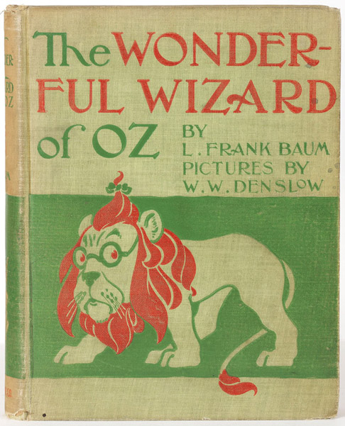 54. Wizard of Oz Cover