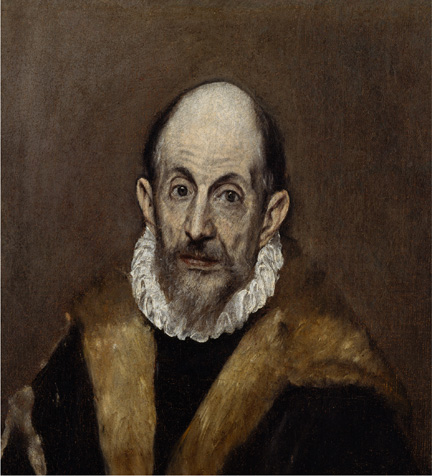 6. El Greco_Portrait of an Old Man_MMA