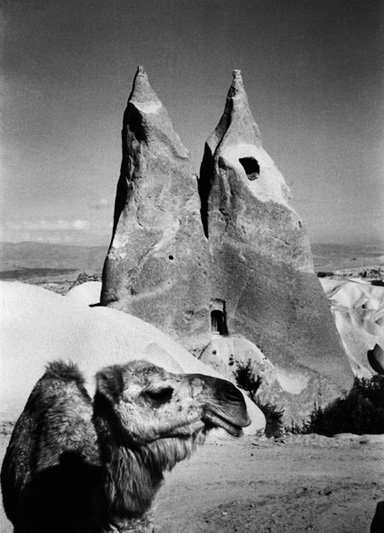 3. Riboud_Cave Dwelling, between Urgup and Uchisar