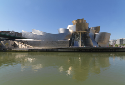 Frank Gehry Musee Guggenheim Bilbao ph Philippe Migeat Centre Pompidou