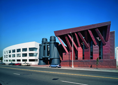 FrankGehry_CHIAT DAY1985 1991Main Street Venice Californie photo grant mudford