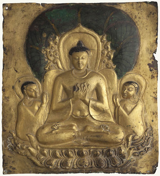 02_Bagan Buddha