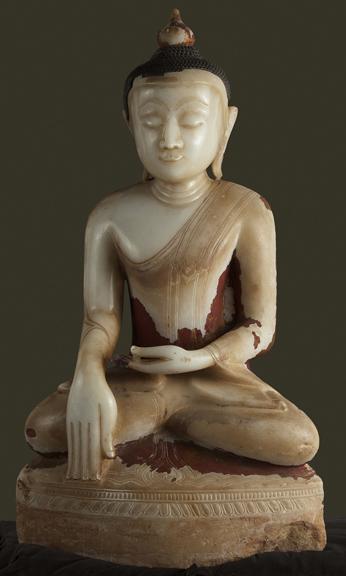07_Bagan Buddha