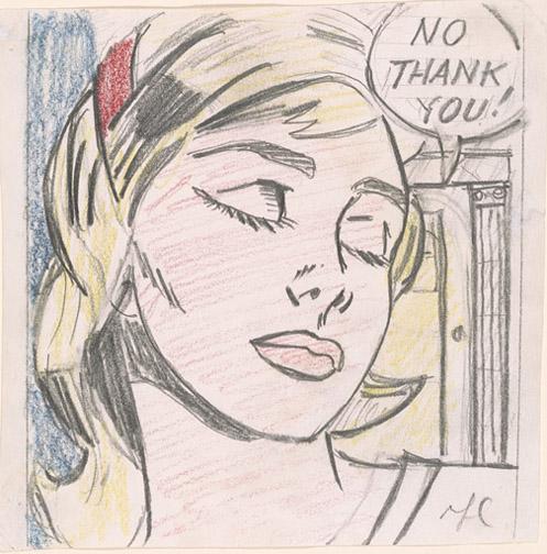 1. Lichtenstein No Thank You,