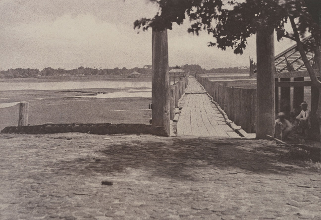 2. Amerapoora. Wooden Bridge