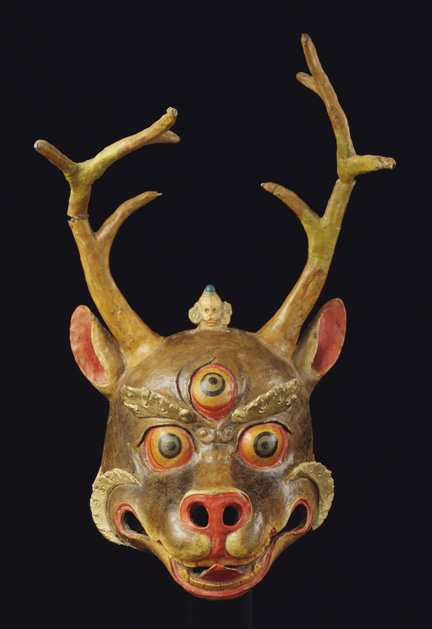 Deer Mask_Rubin