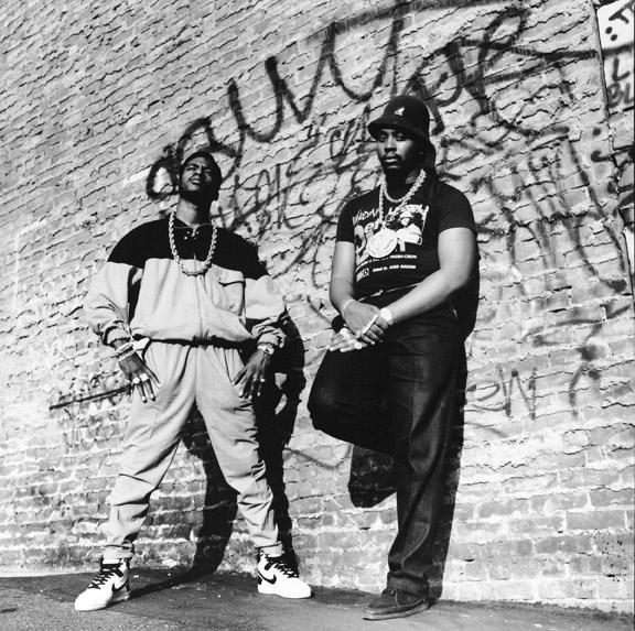 Rakim and Eric B