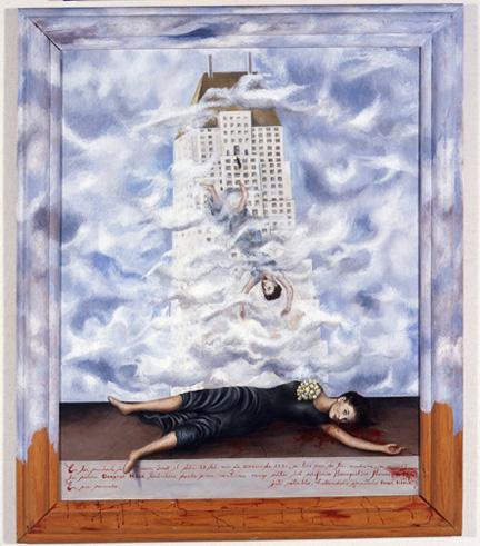 image-254Suicide of Dorothy Hale - Frida Kahlo