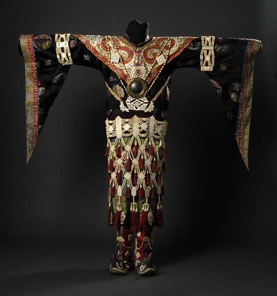 Mongolian Cham Costume