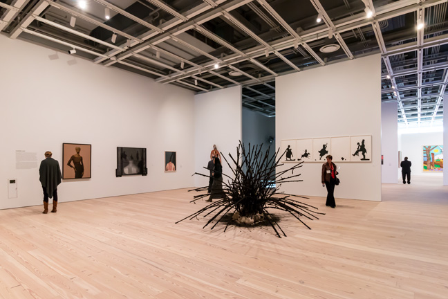 America Is Hard To See At Whitney Museum Of American Art