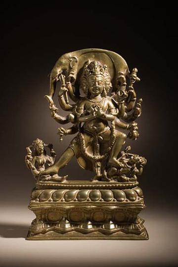 17_BuddhistDeityChakrasamvara