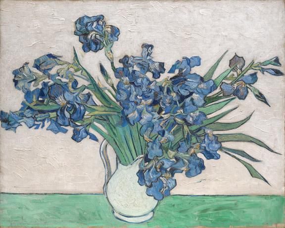 2. Van Gogh_Irises_MMA