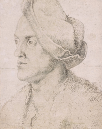 1. Durer Artists Brother