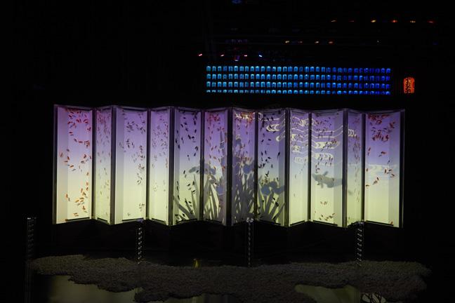 Art Aquarium_Byoubu3_paraventi giapponesi