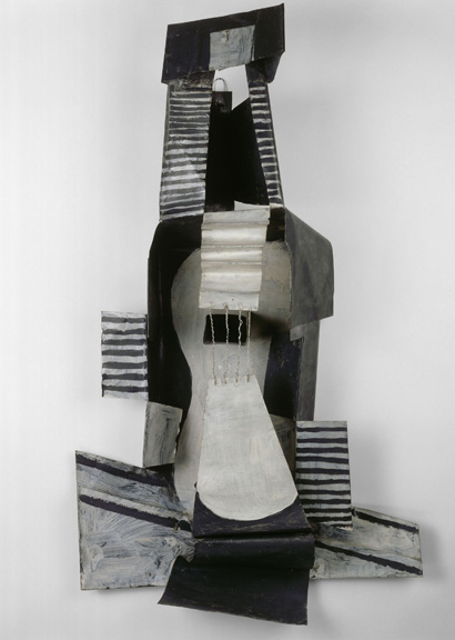 Guitare Picasso Pablo (dit), Ruiz Blasco Pablo (1881-1973) Paris, musŽe Picasso