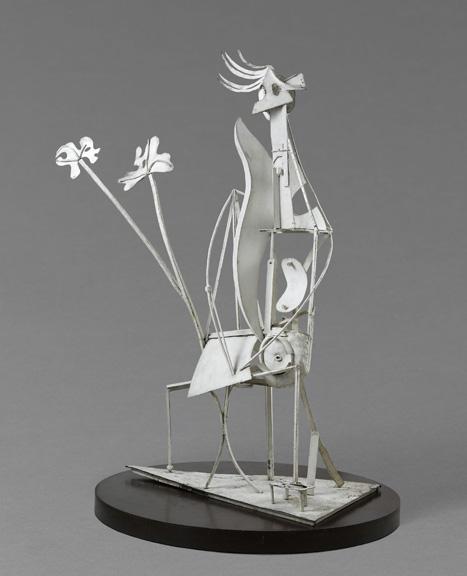 moma_picassosculpture_womaninthegarden