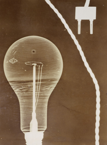 Zimin; Still Life with Light Bulb; 1928-1930