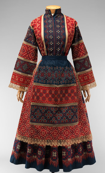9. Fashion and Virtue_Embroidered Ensemble with Lace Trimming--Russian_MMA