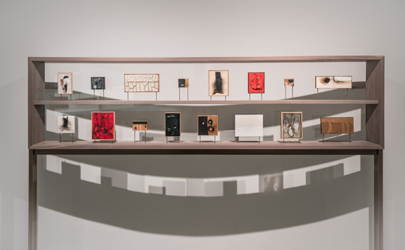 Alberto Burri: The Trauma of Painting October 9, 2015–January 6, 2016