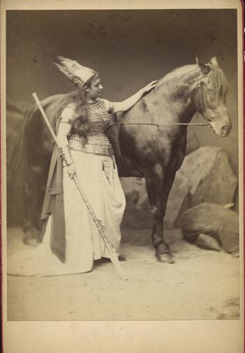 11. Brunnhilde Amalie Materna original