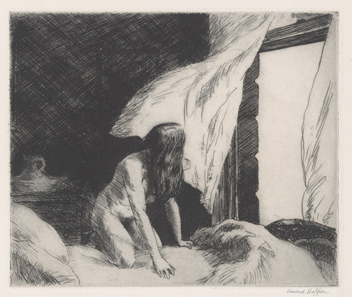 5. Hopper, Evening Wind-300