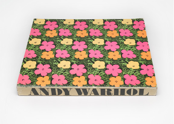 Name, Billy, 1940- , Andy Warhol / Moderna Museet, Stockholm, February-March 1968, spine and front cover view two (Private collection)