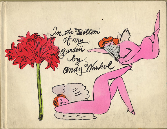 2. Andy_Warhol_In_the_Bottom_of_My_Garden_ca_1956_AWF