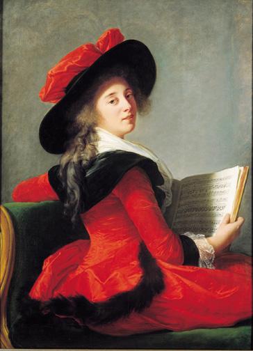 7. Vigée Le Brun_Baronne de Crussol Florensac_1785_Musee Augustins, Toulouse
