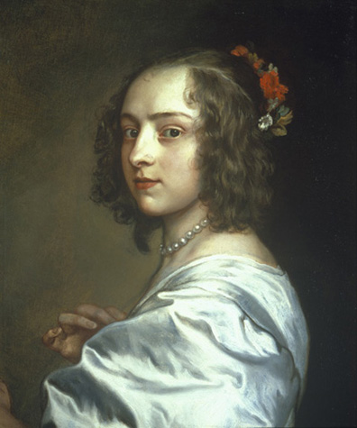 Anthony van Dyck (1599–1641) Margaret Lemon, ca. 1638 Oil on canvas Private collection, New York