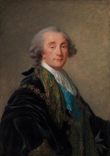 8. Vigée Le Brun_Alexandre Charles Emmanuel de Crussol-Florensac_1787_MMA