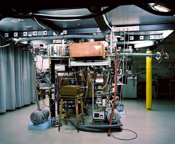Thomas Struth (German, born 1954). Z-Pinch Plasma Lab, Weizmann Institute, Rehovot, 2011. Inkjet print, 52 x 62 3/8 in. (132.2 x 158.5 cm). © Thomas Struth
