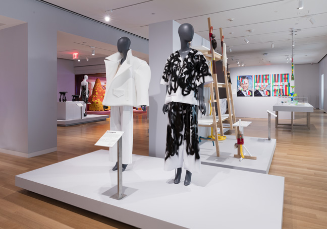 "Installation view of ""BeautyÑCooper Hewitt Design Triennial."" Photo by Matt Flynn © 2016 Cooper Hewitt, Smithsonian Design Museum"