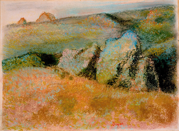 moma_degas_landscapewithrocks