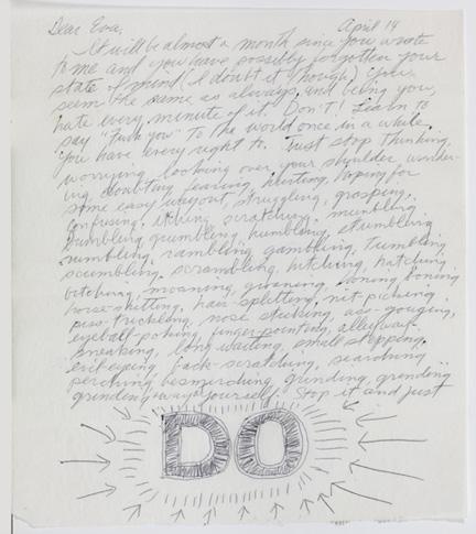 1965_LeWitt_Letter to Eva_Pg1