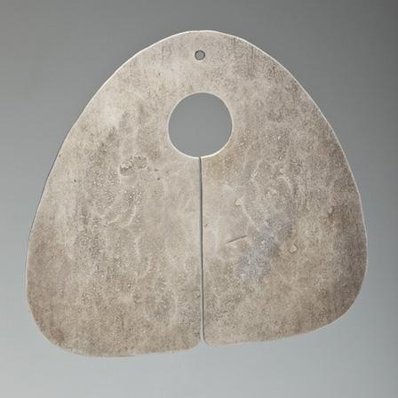 Bertoia-Gong-Pendant