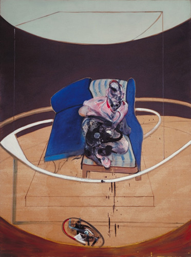 francis_bacon_study_for_portrait_on_folding_bed_1963_1