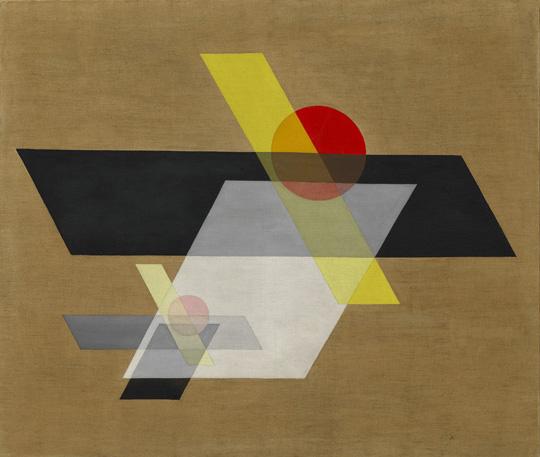 László Moholy-Nagy, A II, 1924